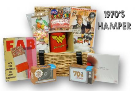1970's Retro Gift Hamper